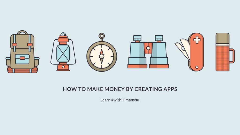 make money through apps