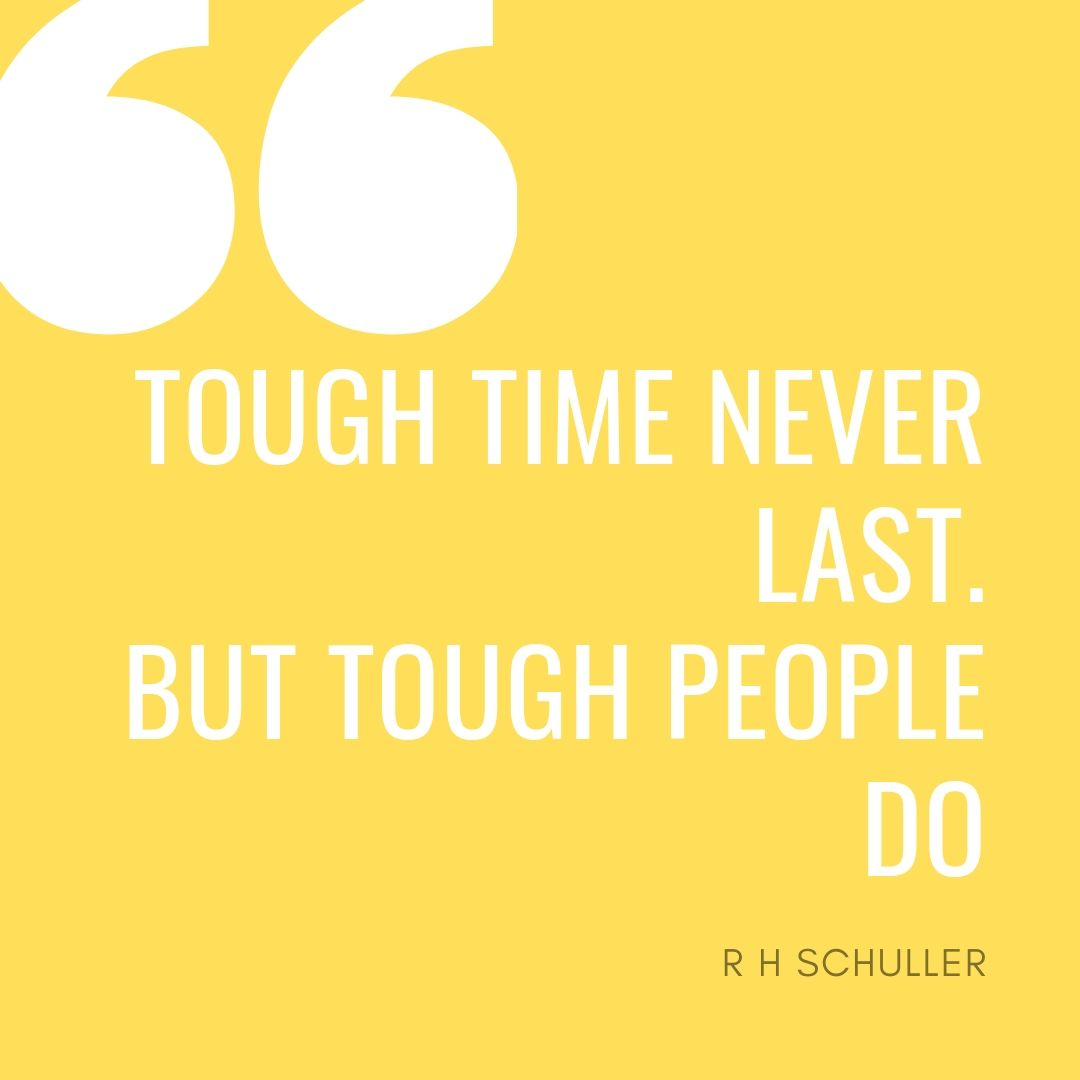 tough time quote for young entrepreneurs