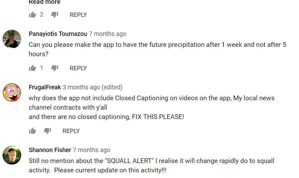 YouTube for App Ideas