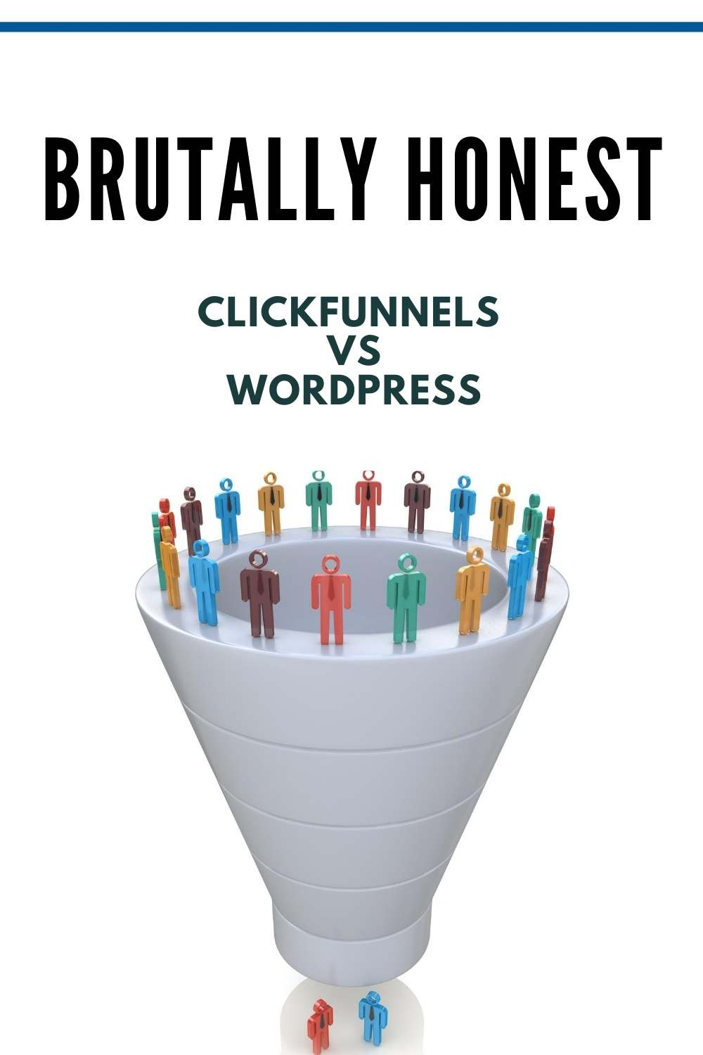clickfunnels vs wordpress comparision